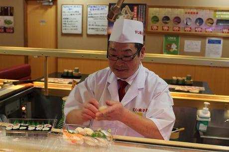 元寿司職人さん、必見!大人気寿司店<すし銚子丸>などで、経験を活かして寿司職人として働きませんか?